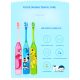Дитяча електрична зубна щітка, від 3-х років, синя