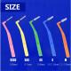 ASUS L-подібні міжзубні йоршики Mix 0,6-1,5 мм, 20 шт