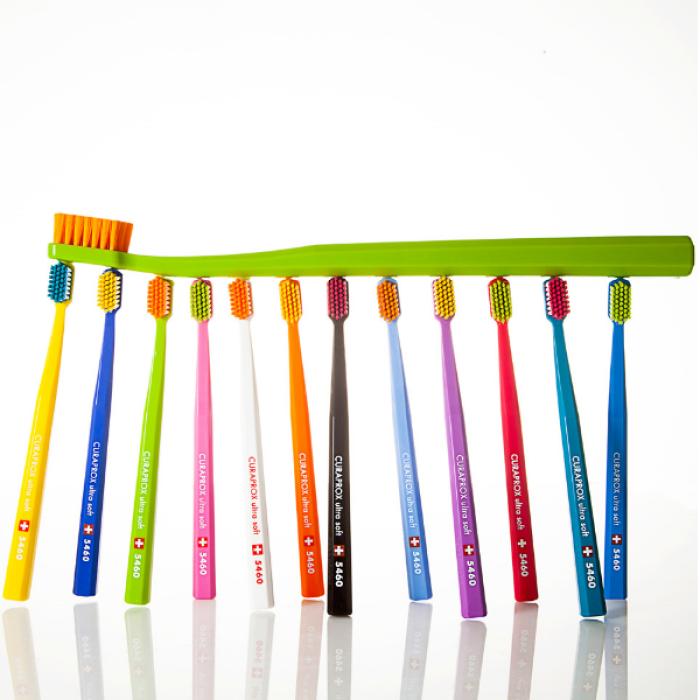 Curaprox CS 5460 DEMO демонстраційна зубна щітка для стоматологічних кабінетів та клінік