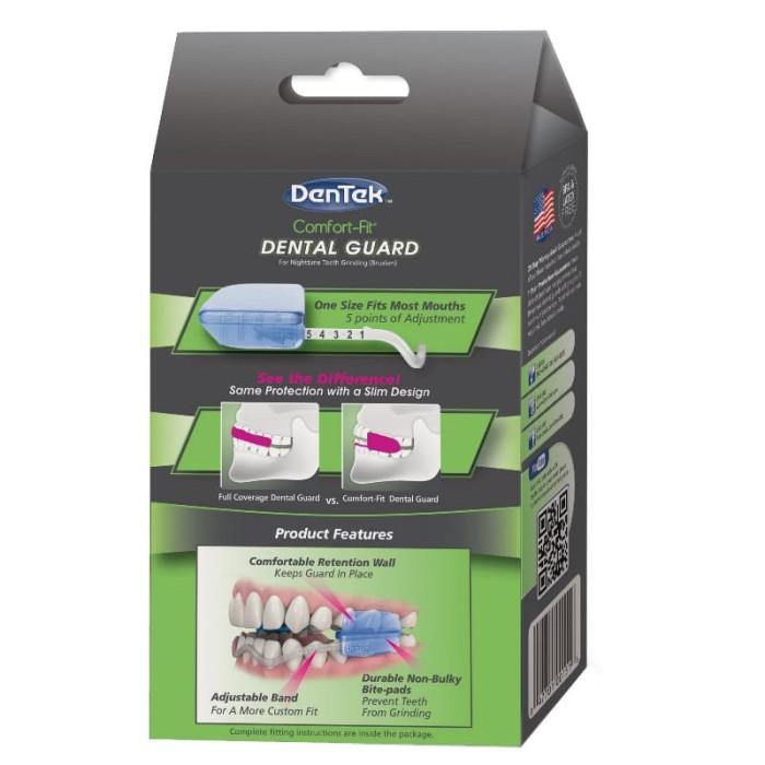 DenTek Зубна капа від нічного скреготу зубами (бруксизму) 2 шт