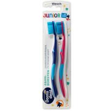 Dontodent Junior Дитяча зубна щітка від 6 років, 2 шт