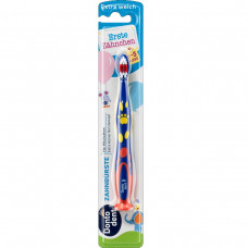 Dontodent Зубная щетка детская, первые зубы экстра мягкая, от 0 до 3 лет