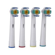 3D White EB-18А 4 шт. Насадки до електричної зубної щітки ORAL-B