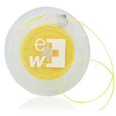 Edel + White Вощеная зубная лента-флосс, Лимонад 70 м