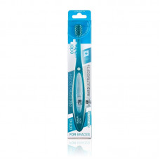 Edel White Pro Ortho Ортодонтична зубна щітка