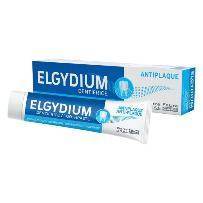 Elgydium Anti-Plaque Зубна паста з хлоргексидином, 75 мл