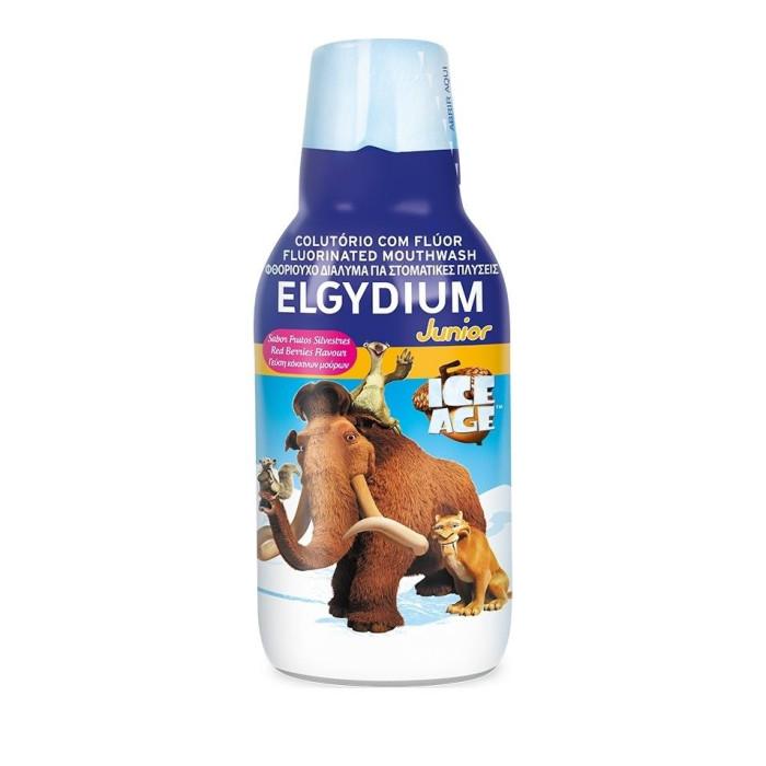 Elgydium Junior ополіскувач рота для дітей, 500 мл