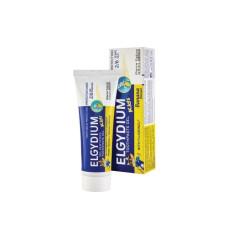 Elgydium Kids зубна паста для дітей зі смаком банану