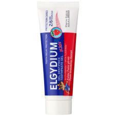 Elgydium Kids зубна паста для дітей зі смаком полуниці