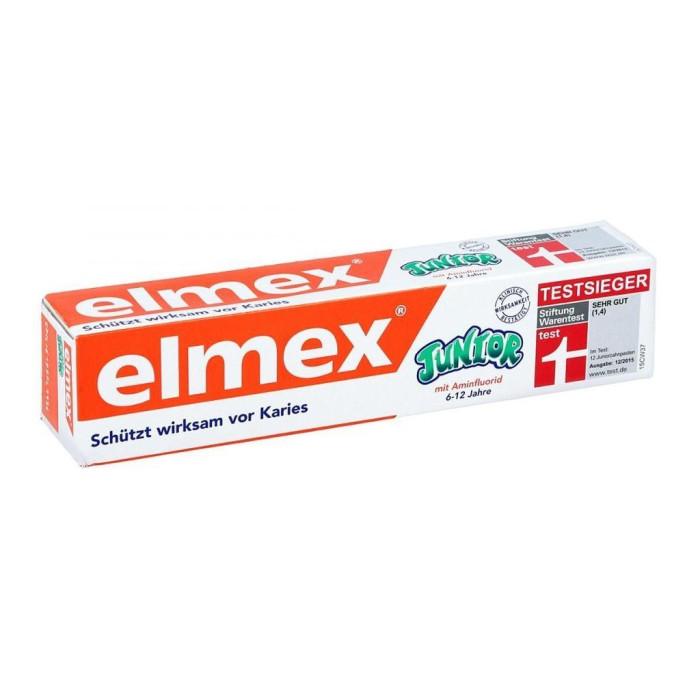 Elmex Junior Дитяча зубна паста (від 6 до 12 років)