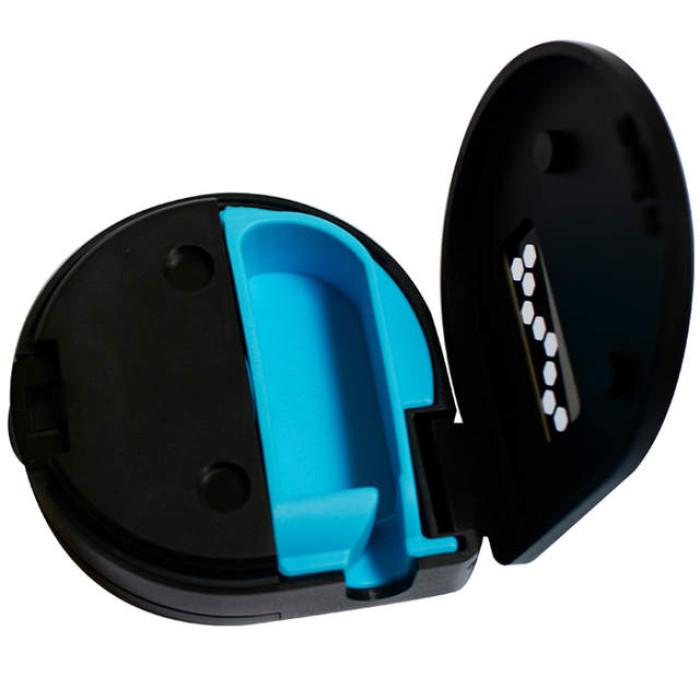 Gustala SY04-01 Електричний дезінфікатор для зубної щітки, чорний