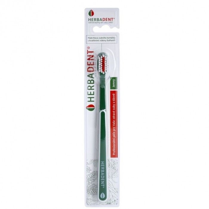 HerbaDent Soft Зубна щітка мяка