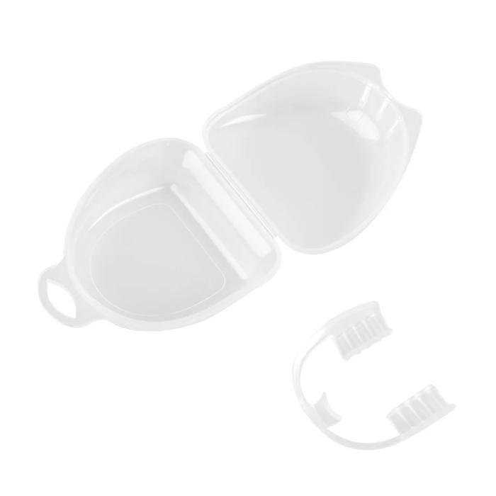 HUAMIANLI зубна капа проти бруксизму 1шт + футляр