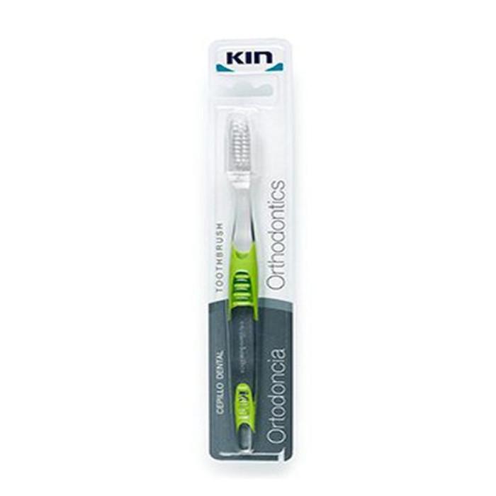 Kin Оrthodontics Ортодонтична зубна щітка