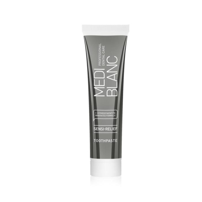 Mediblanc Sensi-Relief Зубна паста для чутливих зубів, 100 мл