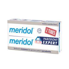 Meridol Parodont Expert Зубна паста проти кровоточивості ясен і пародонтозу, 2x75 мл