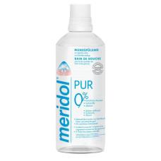 Meridol Pur ополаскиватель без красителей и лаурилсульфата натрия, 400 мл