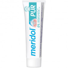 Meridol PUR Зубна паста без барвників і лаурилсульфату натрію, 75 мл