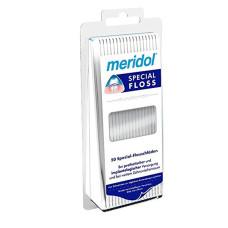 Meridol Special-Floss Зубна нитка, 50 шт