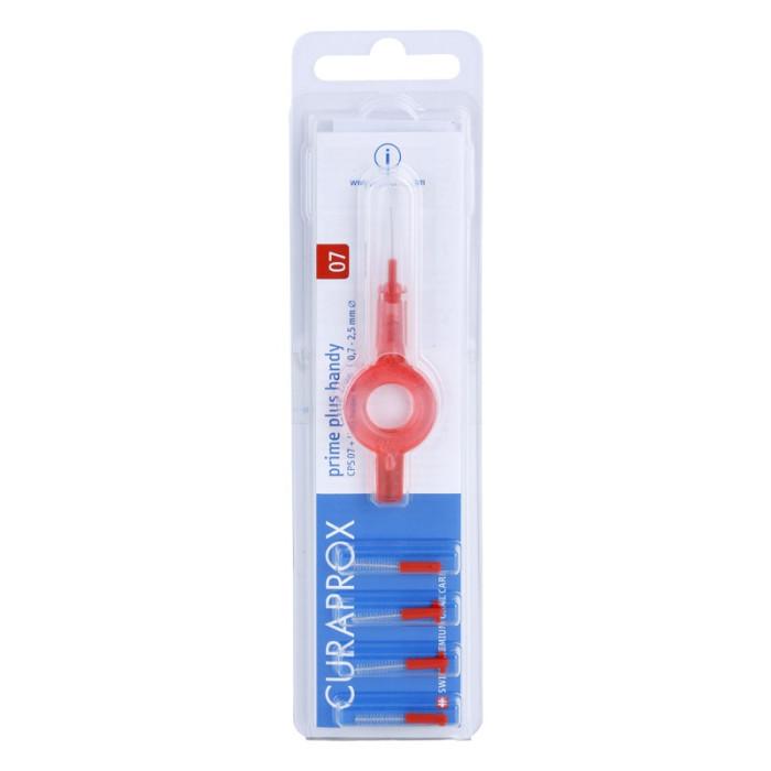 Міжзубні йоржики Curaprox Prime plus handy CPS107 0,7 мм