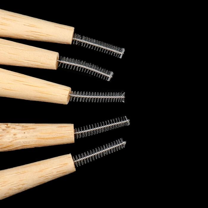 Міжзубні йоршики з дерева 0,45 мм, 10 шт