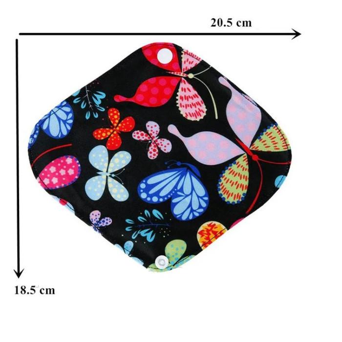 Багаторазові прокладки для жінок розмір S