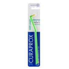 Монопучкова зубна щітка Curaprox Single 1009