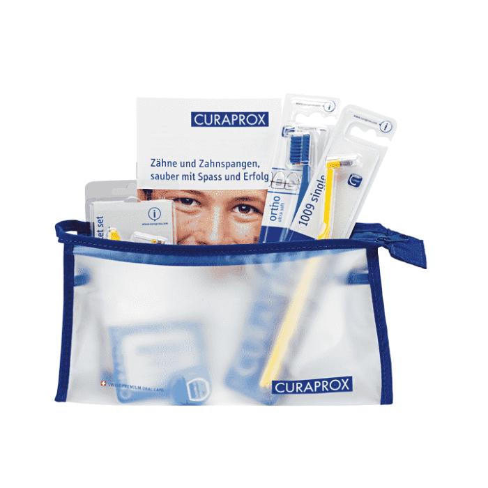 Набір Curaprox Ortho kit Ортодонтический
