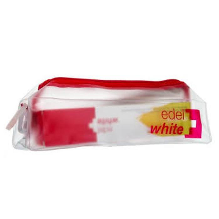 Набір Edel White Свіжий подих з акупресурною зубною щіткою