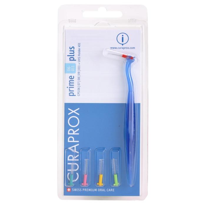 Набір зубних йоржиків Curaprox Prime Plus mixed