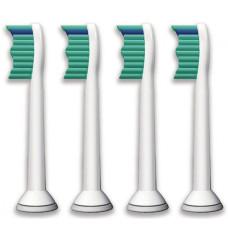 Насадки до електричної зубної щітки Philips Sonicare, білі 4 шт.