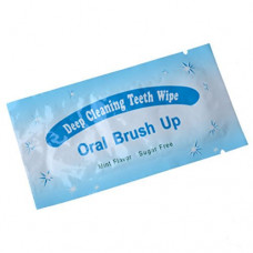 Oral Brush Up cтоматологічні серветки для порожнини рота, 10 шт