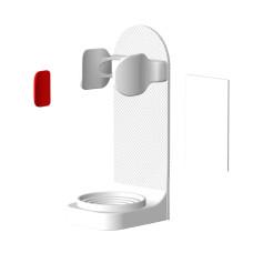 Підставка для електричної зубної щітки, біла