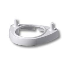 Підставка для електричної зубної щітки oral-b і 2 насадок, Біла