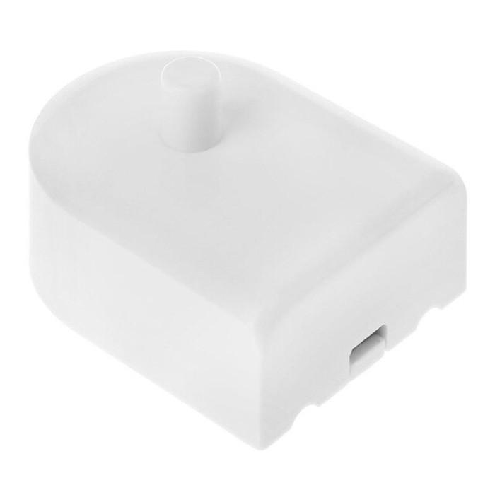 Портативний зарядний пристрій для електричної зубної щітки Oral-B Braun, білий