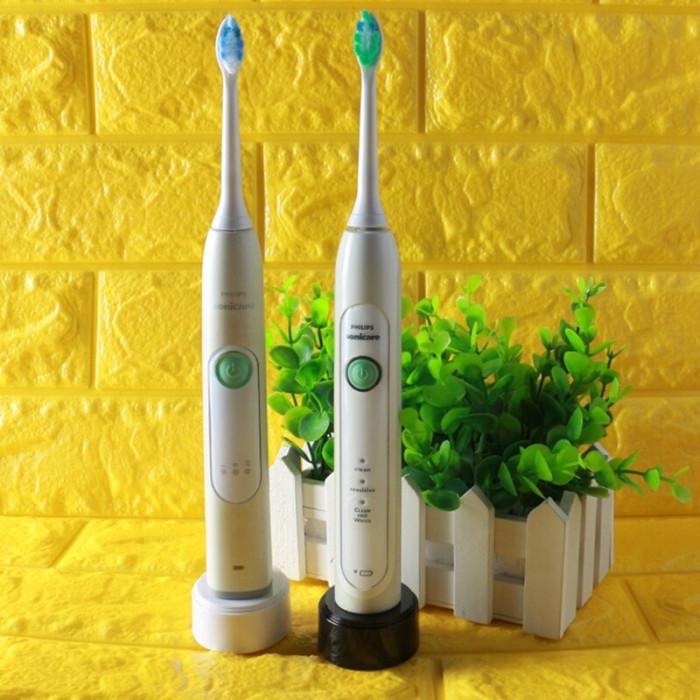 Портативний зарядний пристрій для електричної зубної щітки Philips Sonicare, чорний