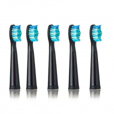 SEAGO 503,507,515,575,610,659,949,958 насадки для ультразвукової зубної щітки, ЧОРНІ 5 шт