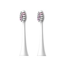 SEAGO SG-972 насадки для ультразвукової зубної щітки, РОЖЕВІ 2 шт