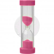 Skandia Denta песочные часы - таймер для чистки зубов, 2 мин, Розовый