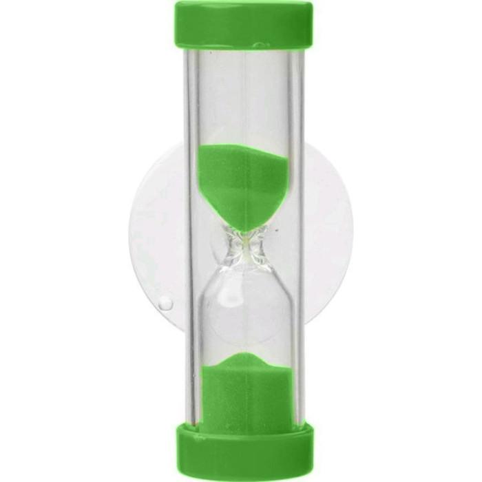 Skandia Denta пісочний годинник - таймер для чищення зубів, 2 хв, Зелений