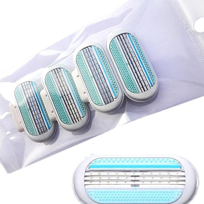 Змінні касети для бритви Gillette Venus, 4 шт