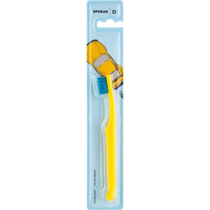 SPOKAR D 3432 Extra Soft дитяча зубна щітка