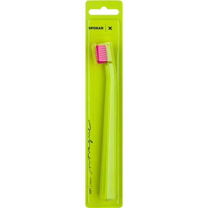SPOKAR X 3429 Soft зубна щітка мяка