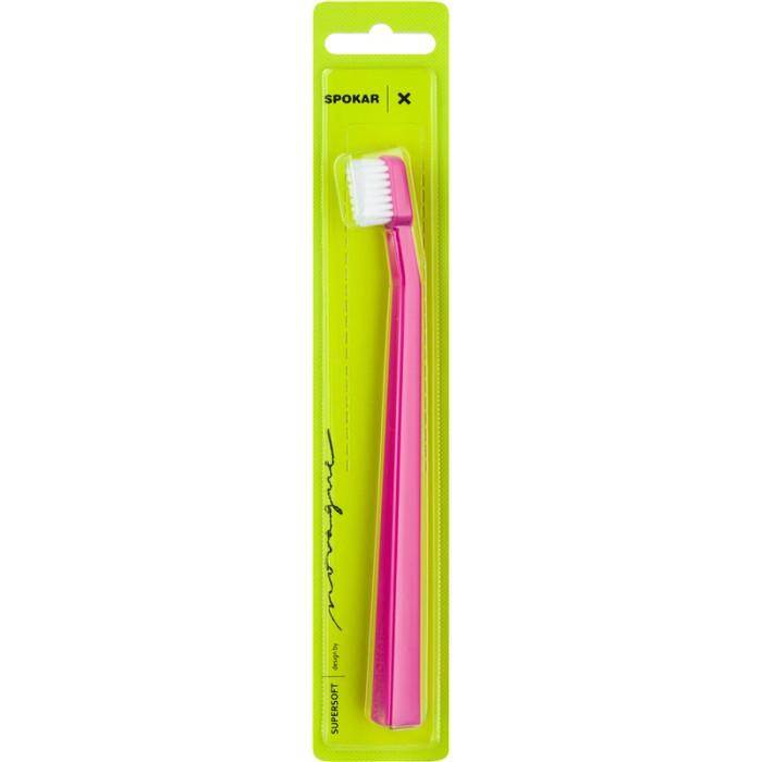 SPOKAR X 3429 SuperSoft зубна щітка супер мяка