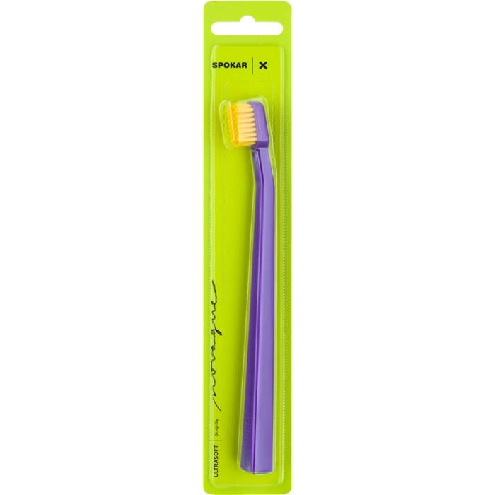 SPOKAR X 3429 UltraSoft зубна щітка ультра мяка