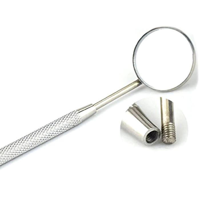 Стоматологічне дзеркало для порожнини рота із нержавіючої сталі