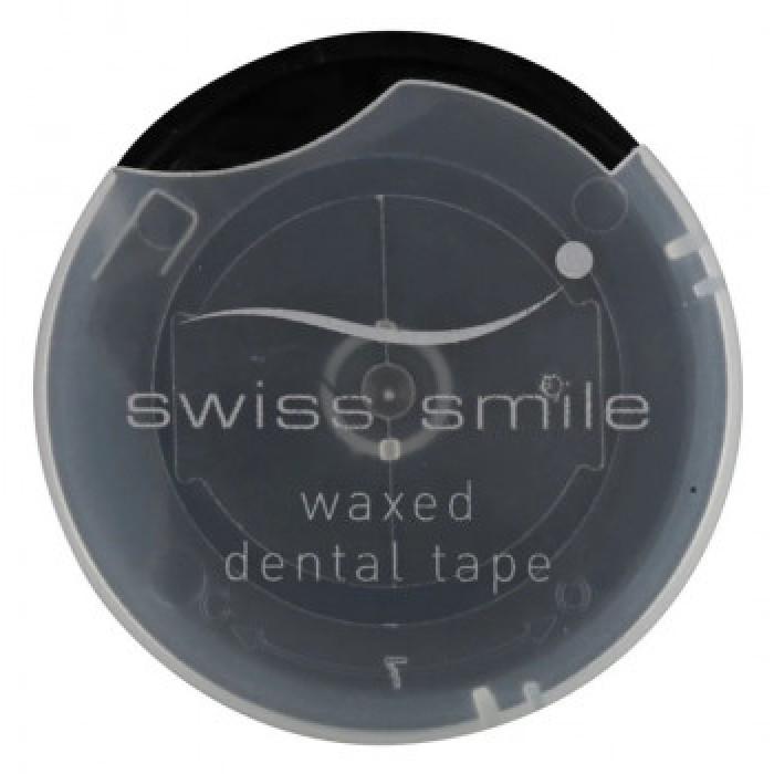 Swiss Smile Зубна нитка флос вощена
