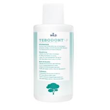 Tebodont-F Ополаскиватель рта с маслом чайного дерева и фтором 400 мл