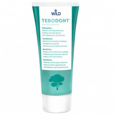 Tebodont Зубна паста з маслом чайного дерева без фтору 75 мл