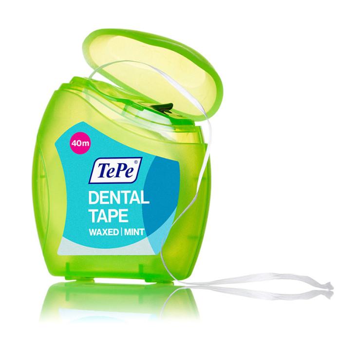 TePe Dental Tape Зубна стрічка 40 м